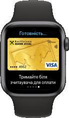 Apple Pay #4 | Raiffeisen Bank Aval